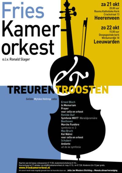 Treuren en Troosten, het concert